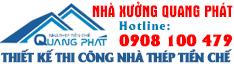 Công Ty TNHH Xây Nhà Xưởng Quang Phát