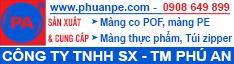 Công Ty TNHH Sản Xuất Thương Mại Phú An